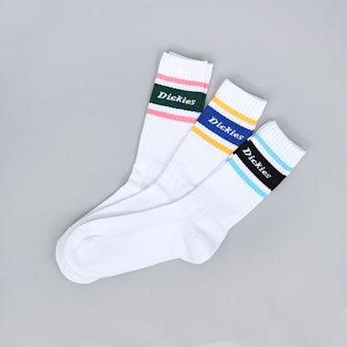 Dickies Madison Heights Socks Assorted 2 (3 Pack)