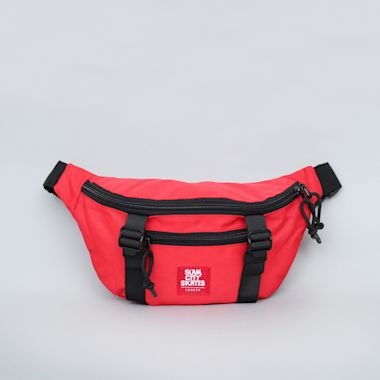 Slam City Skates Travel Bag Red