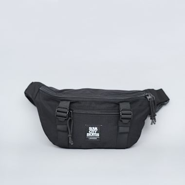 Slam City Skates Travel Bag Black
