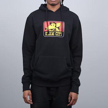 Slam City Skates Tougher Hood Black