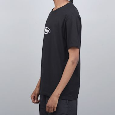 Second view of Stussy Eclipse T-Shirt Black