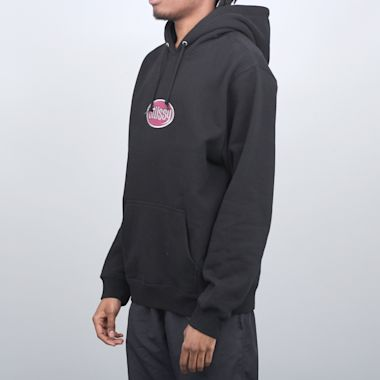 Second view of Stussy Oval App Hood Black