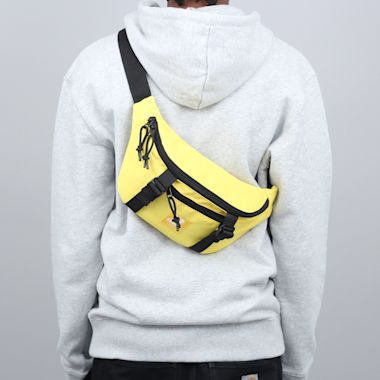Second view of Slam City Skates Travel Bag Yellow