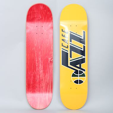Skateboard Cafe 8.25 Jazz Skateboard Deck Gold