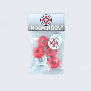 Independent Bushings Soft 90A Red