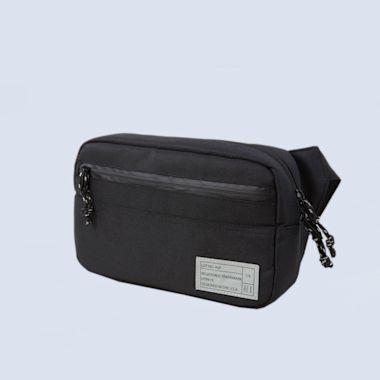 Hex Waistpack Bag Aspect Black