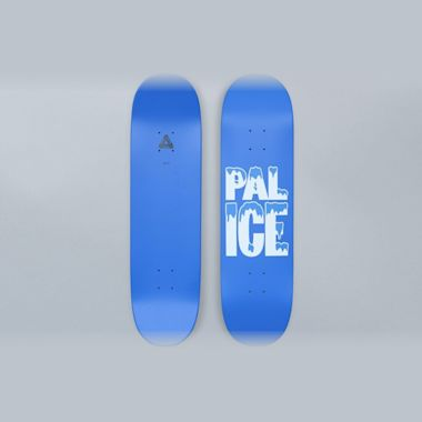 Palace 8.41 Pal Ice Skateboard Deck Blue
