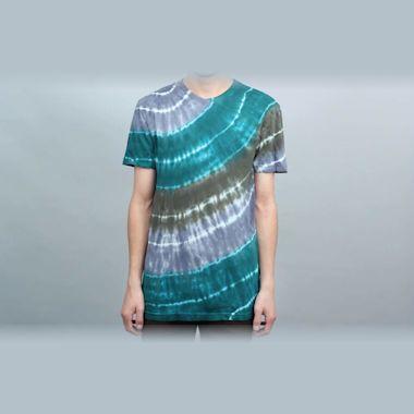 Altamont Sediments T-Shirt Stone Blue