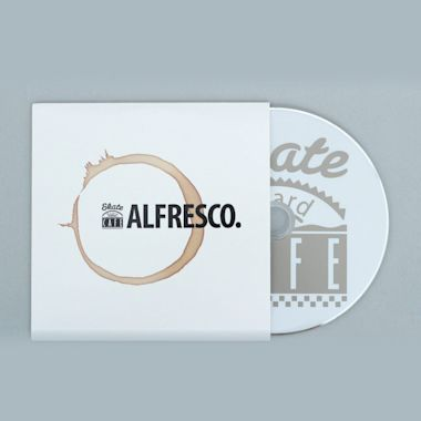 Skateboard Cafe Alfresco DVD