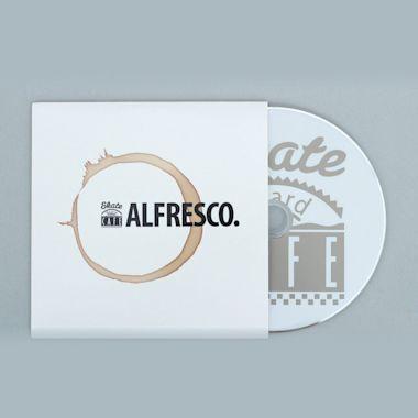 Skateboard Cafe Alfresco DVD
