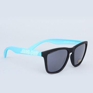 Santa Cruz Volley Sunglasses Black / Blue