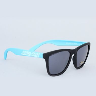 Santa Cruz Volley Sunglasses Black / Blue