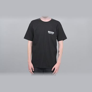 Second view of 5Boro Chinatown Girl T-Shirt Black