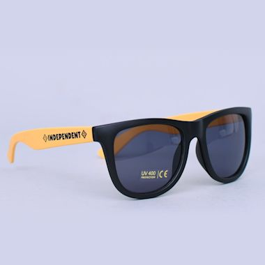 Independent Industry Sunglasses Black / Orange