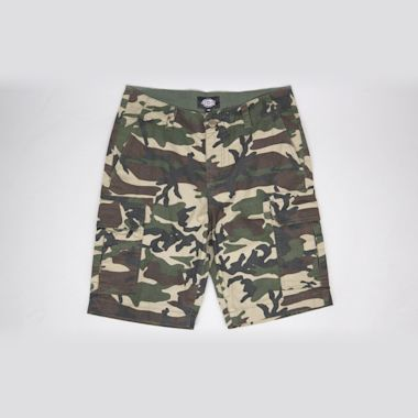 Dickies New York Shorts Camouflage