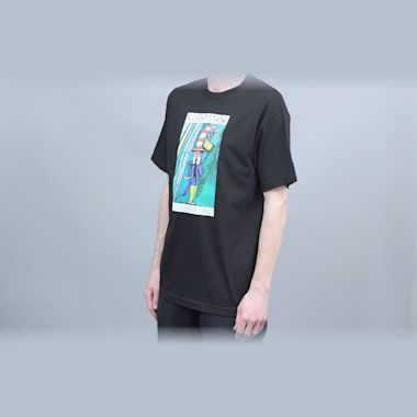 Second view of GX1000 Micro Dose T-Shirt Black