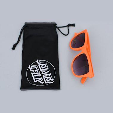 Second view of Santa Cruz Classic Strip Sunglasses Coral