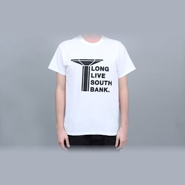 LLSB Logo T-Shirt White