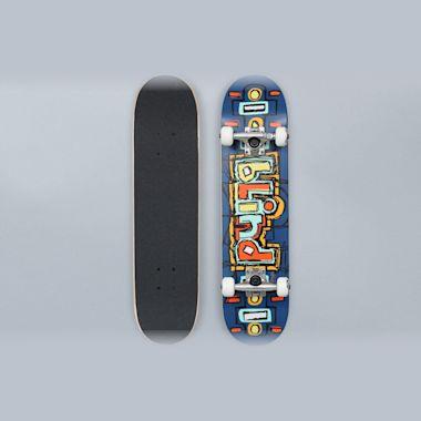 Blind 7.25 Design OG Youth Complete Skateboard Navy