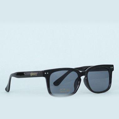 Glassy Lox Black Sunglasses