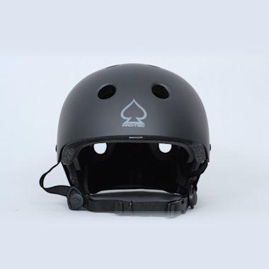 Pro-Tec Classic Certified Helmet Matte Black