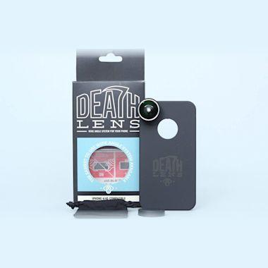Death Lens iPhone 4/4S Wideangle Lens
