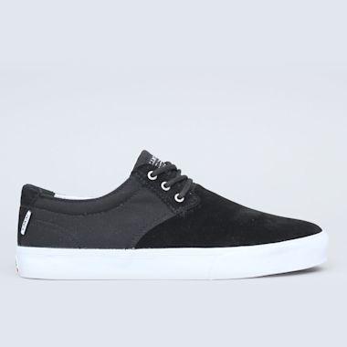 Lakai Daly Shoes Black / White