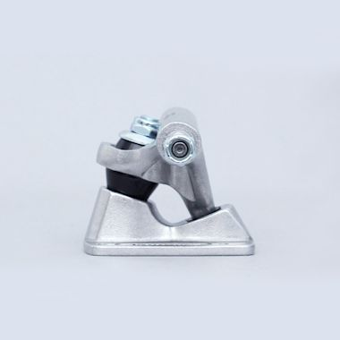 Second view of Bullet 140mm Team Skateboard Trucks Silver (Pair)