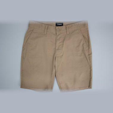 Brixton Toil II Shorts Khaki