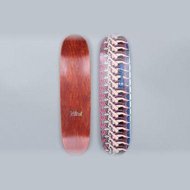 Blind 8.125 Heritage Brian Lotti Showgirls Skateboard Deck Silkscreened