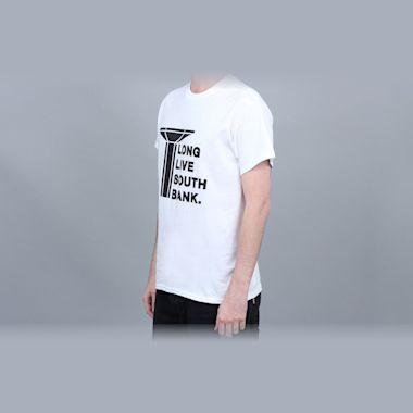 Second view of LLSB Logo T-Shirt White