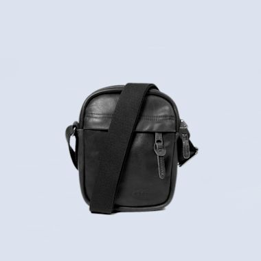 Eastpak The One Bag Black Ink Leather