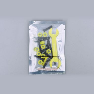 Second view of Diamond Luan Pro 7/8 Bolts Black / Yellow
