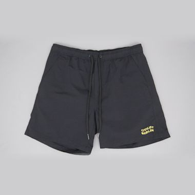 Civilist Kabel Swim Shorts Black