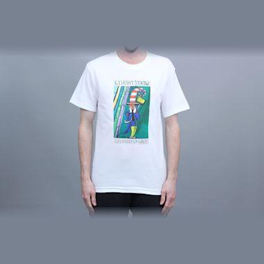 GX1000 Micro Dose T-Shirt White