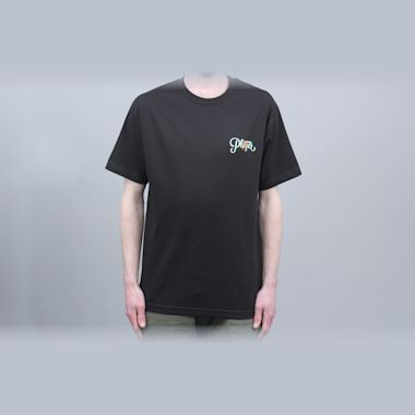 Second view of Alltimers Tropical Fantasy T-Shirt Black