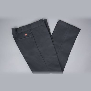 Second view of Dickies Original Fit 874 Work Pant Charcoal Grey