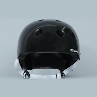 Capix Basher Helmet Black Gloss