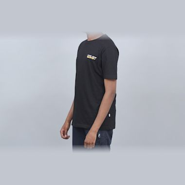 Second view of Civilist Techno T-Shirt Black