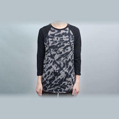 Altamont Grey Skies Raglan T-Shirt