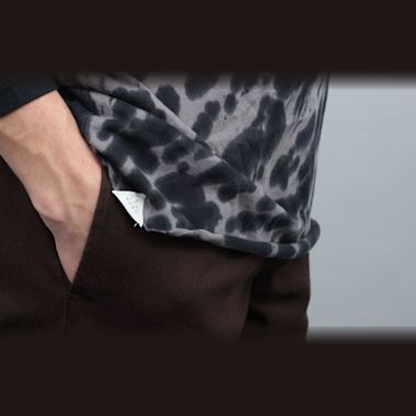 Second view of Altamont Grey Skies Raglan T-Shirt