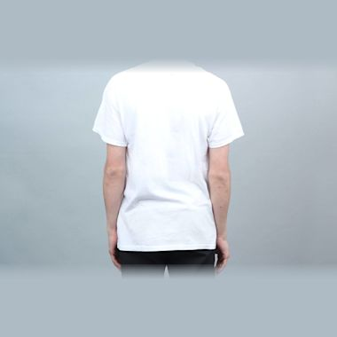Second view of Dear Skating F.Y.P Todd Congelliere T-Shirt White (With F.Y.P Cassette)