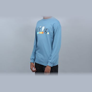 Second view of Frog Colourline Longsleeve T-Shirt Slate