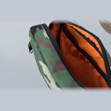 Second view of Hex Waistpack Bag Aspect Camo