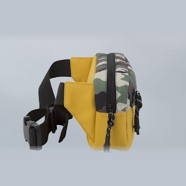 Second view of Hex Waistpack Bag Aspect Gold / Camo