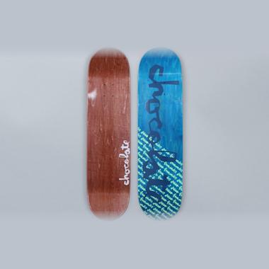 Chocolate 8.25 Jesus Fernandez Original Chunk Skateboard Deck