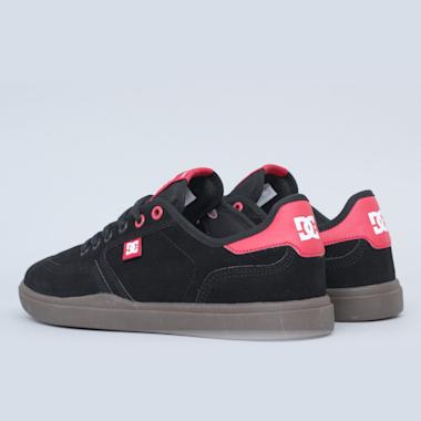 Second view of DC Vestry S Shoes Black / Black / Gum