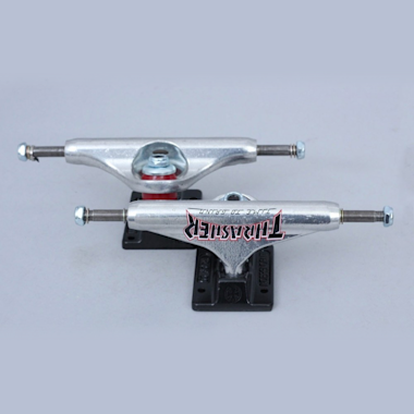 Independent X Thrasher 149 Stage 11 TTG Trucks Silver / Black (Pair)