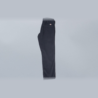 Second view of Dickies Slim 873 Cord Work Pant Navy