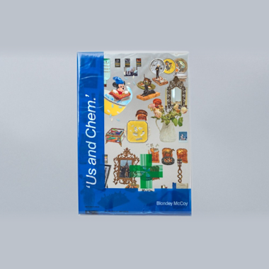 Blondey McCoy 'Us and Chem' Book